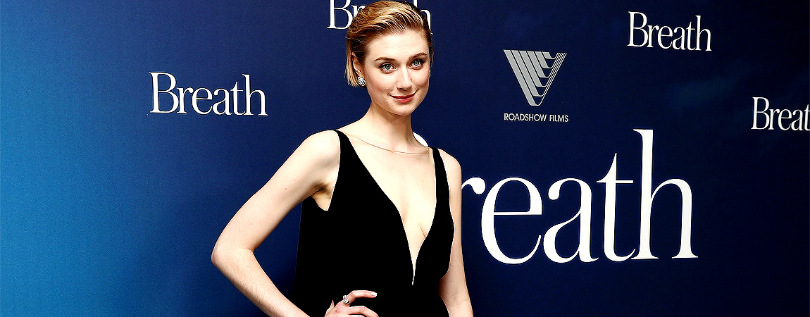 Elizabeth Attends The Australian Premiere of Breath